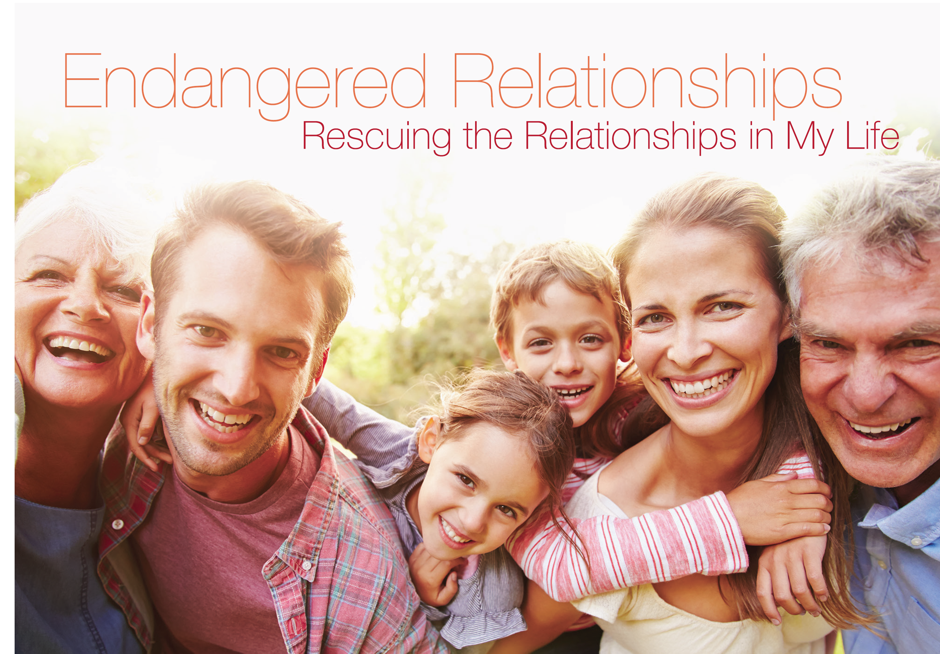 Rescuing My Endangered Relationships
